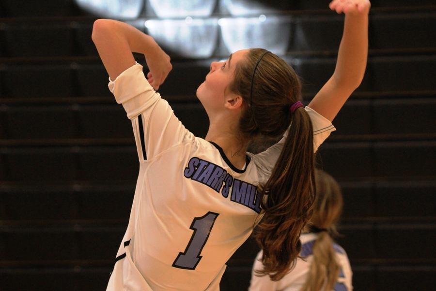 Camp offers summer assistance to aspiring volleyball aces