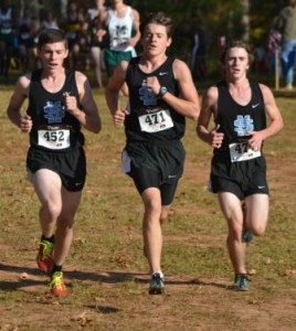 Panthers qualify for state cross country championships
