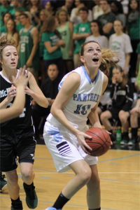 Lady Panthers suffer tough loss to McIntosh
