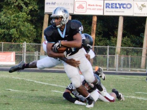 Panther football team hopeful for a big year