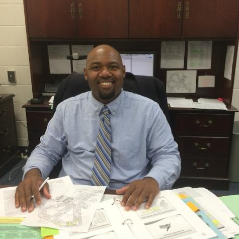 Assistant Principal David McBride