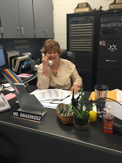 Morning announcements lose the 'Ms. Vicky' flair
