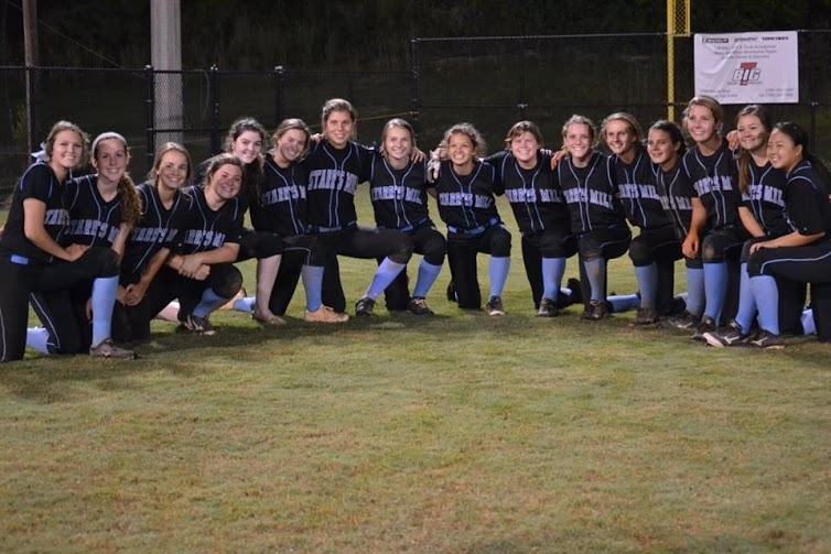 The Starr's Mill softball team has been successful this year, ending on a 16-13 record. They made it to round one of the state sectionals in Columbus on Oct. 14 and 15, but were defeated by the Northside Patriots in two of the three games.