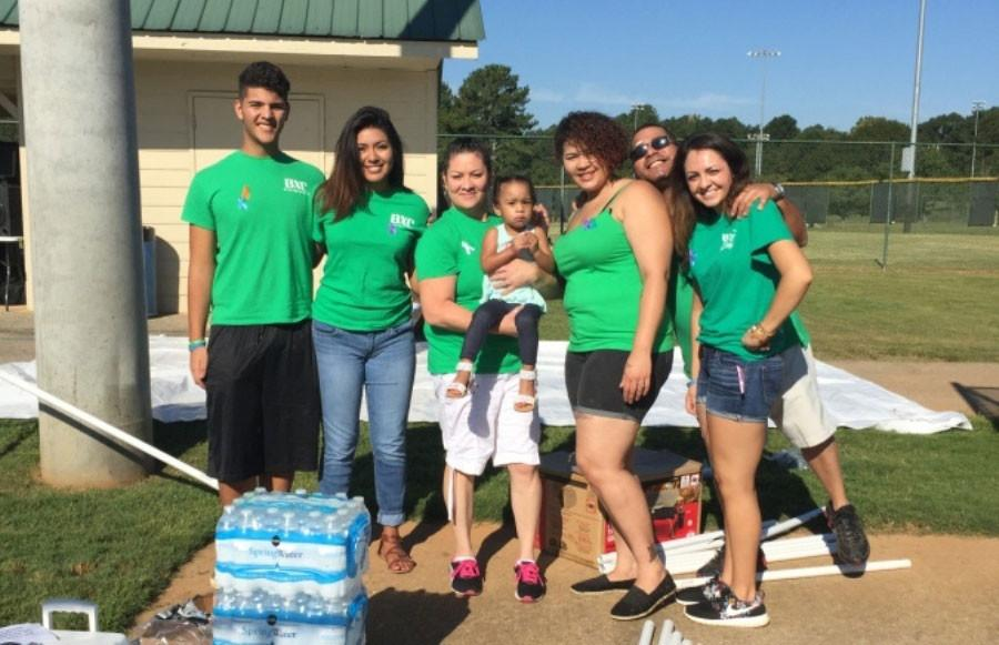 The Camacho family gathers together to raise awareness and prevention against suicide through their annual softball tournament.