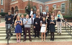 Students dominate Clemson poetry contest