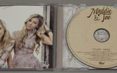Maddie & Tae are an up-and-coming country duo whose first album,