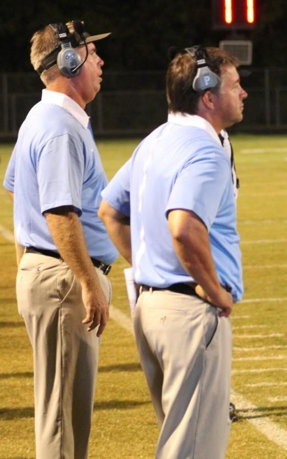 The Panther coaching staff has put a game plan together and will be ready for tomorrow's clash against the sixth ranked Buccaneers. The game is away and kickoff is at 7:30 p.m.
