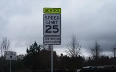Speed limit change doesn't change speeding drivers