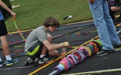 Starr's Mill breaks world record for longest chain of pipe cleaners