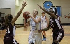Nov. 17, 2015 - The Lady Panthers began their season with a 44-32 win over the Pebblebrook Falcons.