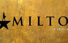 Hamilton, written by Lin-Manuel Miranda, captures audiences through its blend of modern music and historical content.