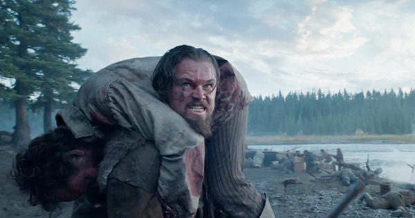Leonardo DiCaprio undeniably proves that he is worthy of an Oscar in his newest film