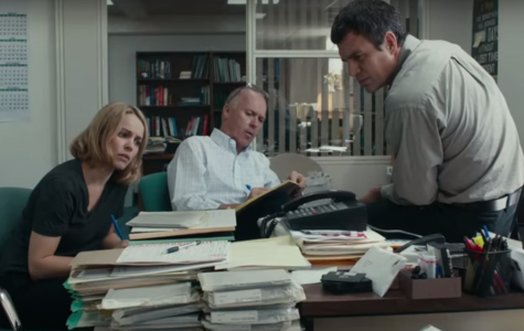 'Spotlight' reveals truth about the Oscars