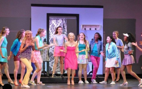 'Legally Blonde' sings to different tune