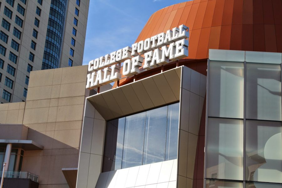 Prom 2016 will be held at the College Football Hall of Fame tomorrow. Starr's Mill will be the second school to host its prom at this venue, which opened in August 2014.
