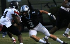 Patriot backfield too much for Panther defense, Starr's Mill falls 35-21
