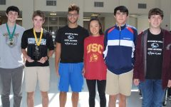 Varsity Math Team victorious at annual Luella competition