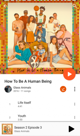 People in glass houses should listen to Glass Animals