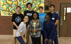 Academic Team wins region, qualifies for State