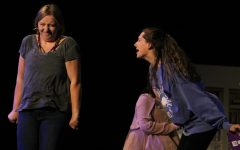 Advanced Drama II class brightens the holidays with 'Junie B.'