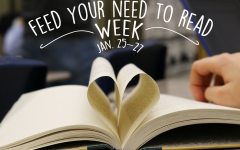 Feed Your Need to Read opens portal to joys of reading