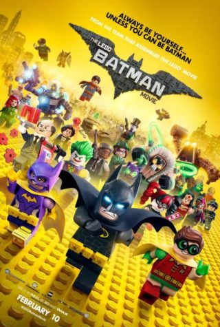 Lego Batman builds franchise to new heights