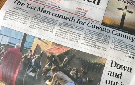 Blossoming headlines