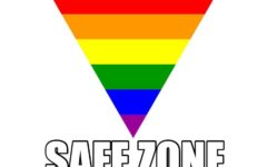 """Gay safe"" stickers put students' minds at ease so everyone can succeed"