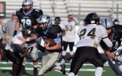 Junior varsity Panthers maul Tigers in season opener