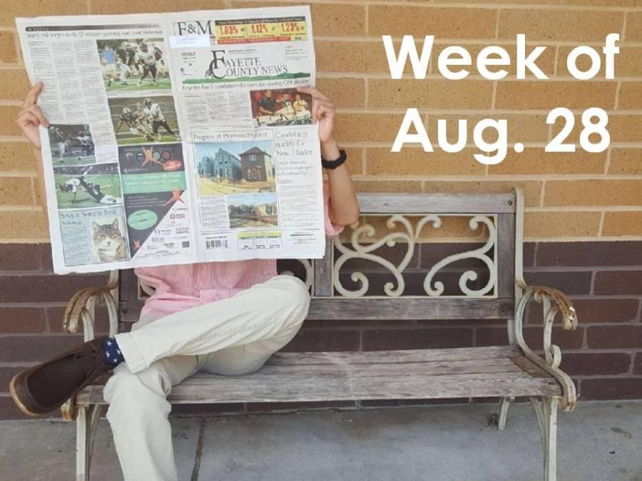 Hurricane+Harvey+heads+the+week%27s+headlines