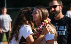 Lady Panthers ravage the Raiders on Senior Night
