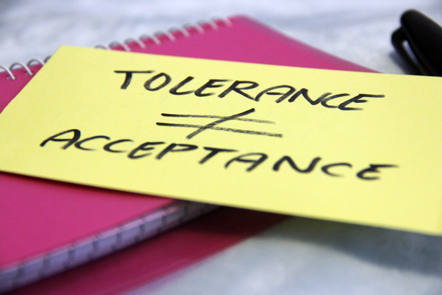 The Drawbacks Of Tolerance The Prowler