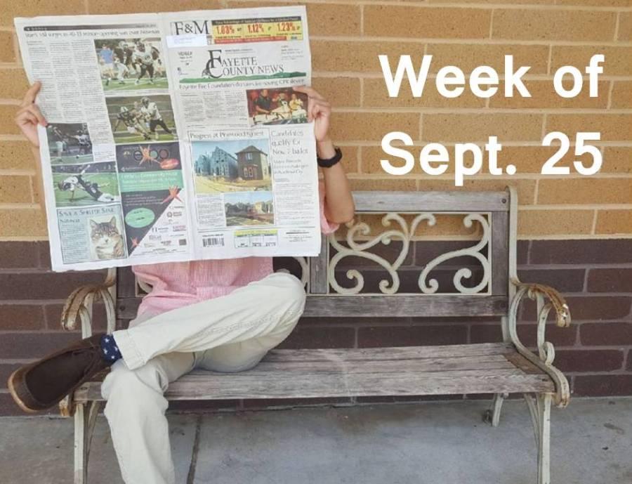 A long week of news