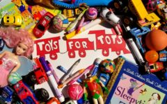 Starr's Mill's Student Government Association is now accepting new toys for it's annual Toys 4 Tots drive. The Mill's students will compete against McIntosh's students to see which school can collect the most toys as part of the Battle of the Bubble.