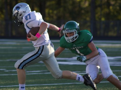 JV Panthers clamp down on Chiefs for big win