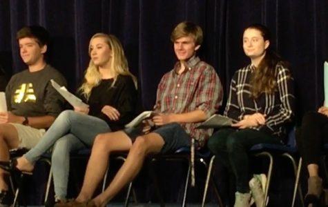 Teenagers discuss 'Screenagers'