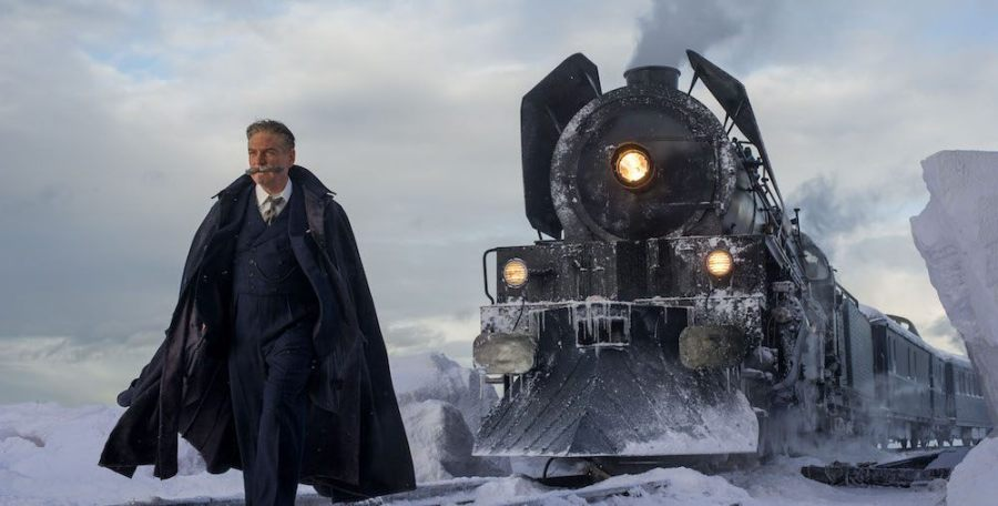 Played by Kenneth Branagh, world-renowned detective Hercules Poirot must solve a puzzling murder case aboard the Orient Express, with the killer somewhere on the train. This movie stays on track, but may not build up enough steam to justify its creation.