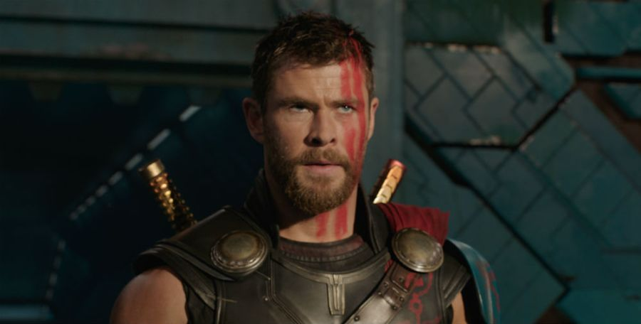 Thor, everyone's favorite God of Thunder, prepares for battle against the Hulk on the barbaric planet Sakaar. This epic fight is only one appeal of the latest installment in the Thor franchise.