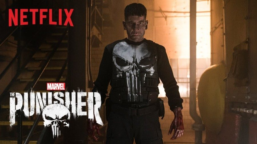 The Punisher, played by Jon Bernthal, uses his skills as a former Marine to kill those responsible for his family's death. Thanks to Bernthal's performance, this series is one of the best superhero shows available today.