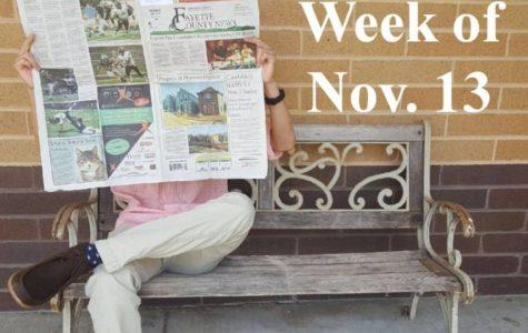A negative news week