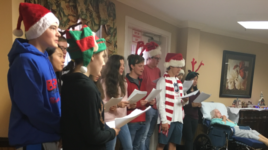 'Tis the season for caroling