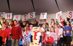 CBVI students bring holiday music show to Starr's Mill