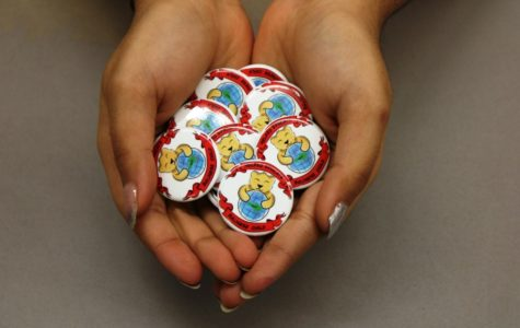 Multicultural Club paying it forward with pin fundraiser
