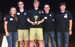 Math team adds new trophy