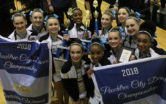 Pantherettes finish season state champions in jazz