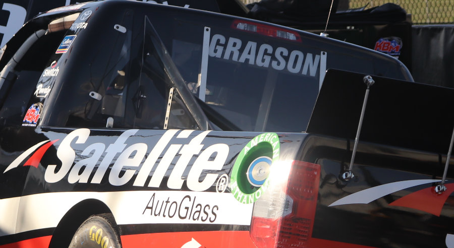 Gragson improves fastest speed, leads final practice