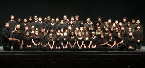 Thespians take a bow after successful conference