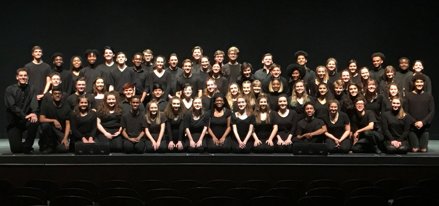 The Thespian Society took their annual trip to ThesCon last week and found great success. The group earned several honors and gained helpful acting skills.