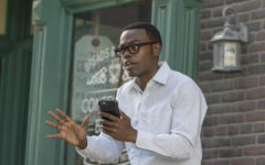 """Chidi Anagonye (William Jackson Harper), lead character on NBC's """"The Good Place,"""" truly crushes gender stereotypes. This is certainly a positive development, but there is definitely room to improve."""
