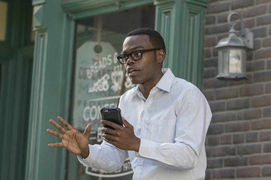 Chidi+Anagonye+%28William+Jackson+Harper%29%2C+lead+character+on+NBC%E2%80%99s+%E2%80%9CThe+Good+Place%2C%E2%80%9D+truly+crushes+gender+stereotypes.+This+is+certainly+a+positive+development%2C+but+there+is+definitely+room+to+improve.+